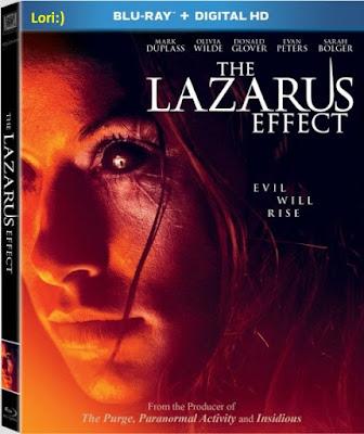 The Lazarus Effect 2015 BRRip 480p 250mb ESub