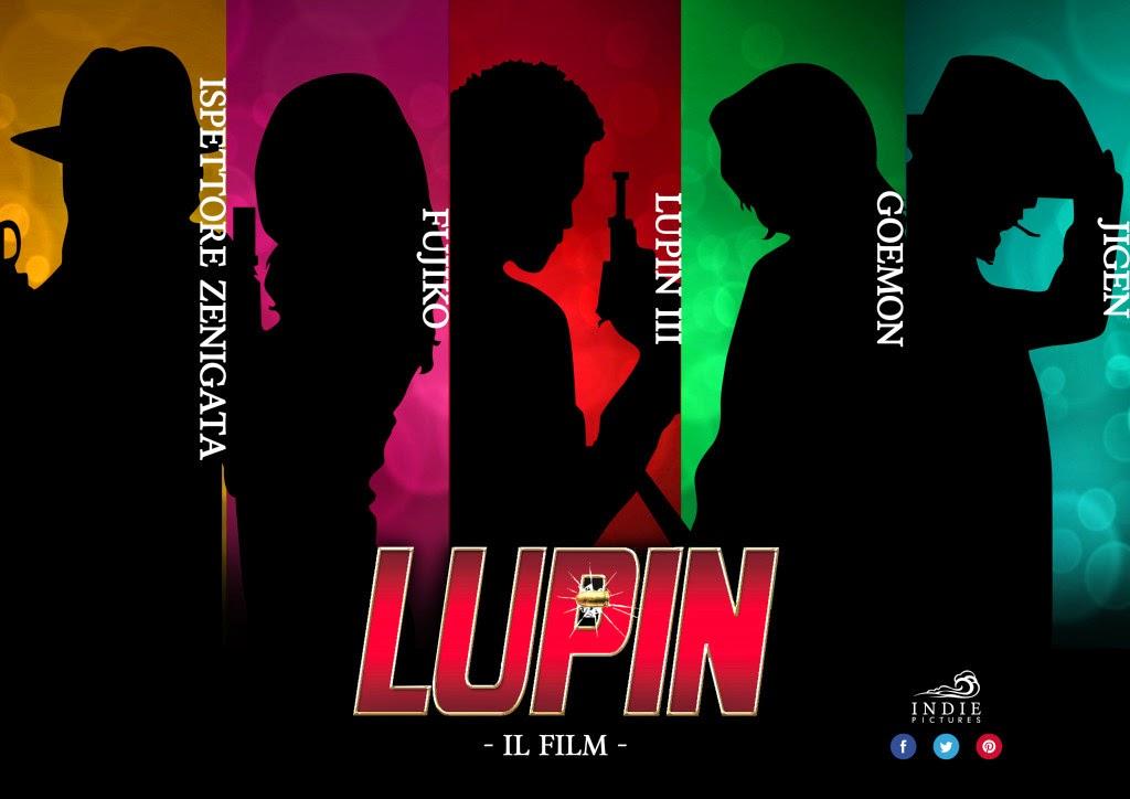 LUPIN III, IL FILM DAL VIVO IN ARRIVO IN ITALIANO AL CINEMA PROSSIMAMENTE