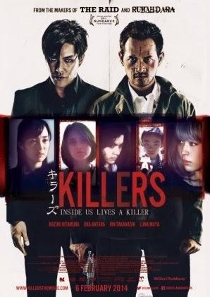 poster Cerita dan Sinopsis Film KILLERS