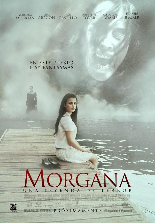 Morgana (Almas del más allá) - Solo Full Películas