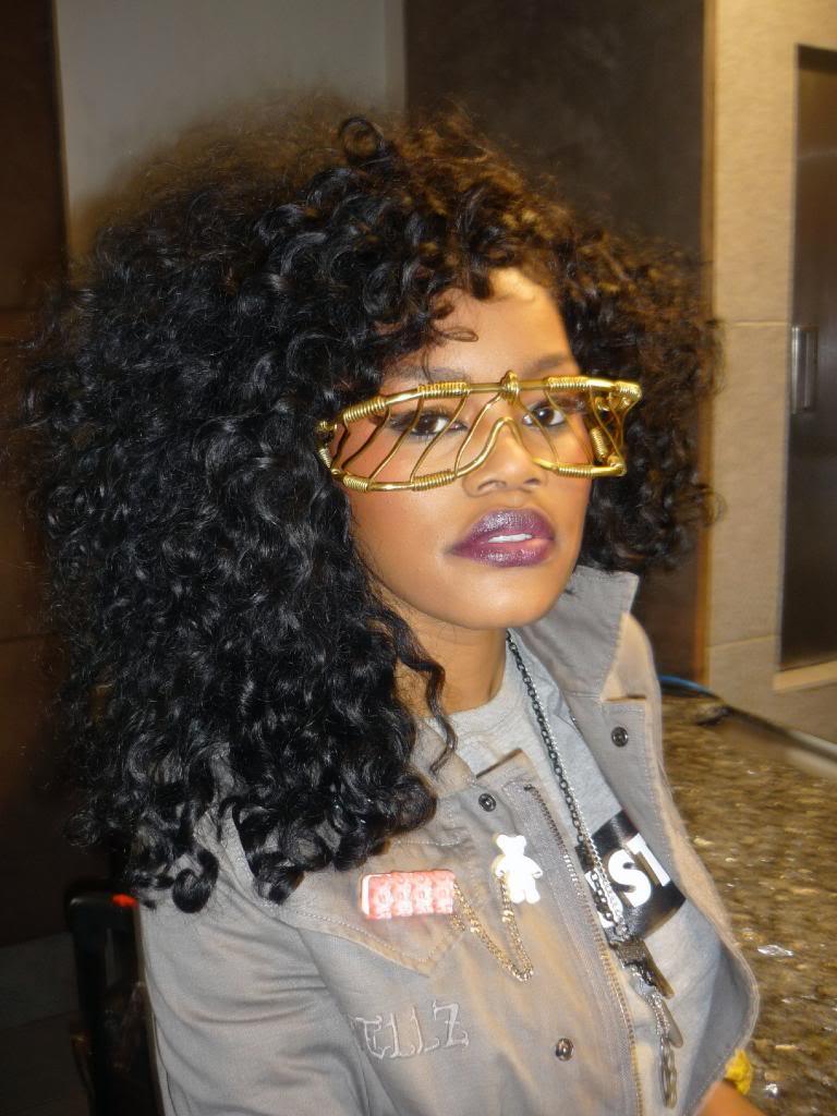 Strange New York Hip Hop Singer Teyana Taylor Hairstyles Best Hair Style Short Hairstyles For Black Women Fulllsitofus
