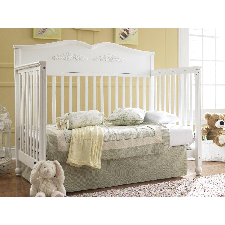 Graco Lauren Convertible Crib Bed Rails | Home Improvement