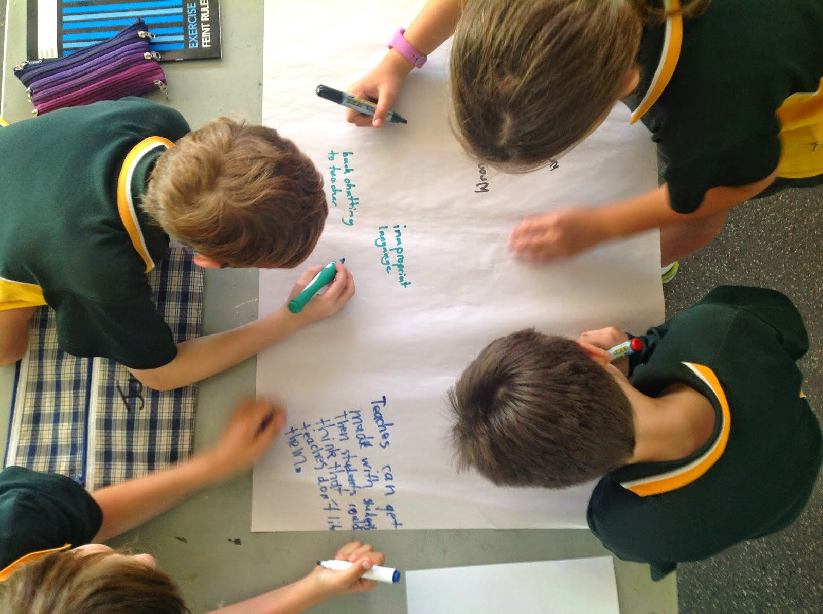 Primary brainstorm