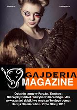 Darmowa Prenumerata GAJDERIA MAGAZINE