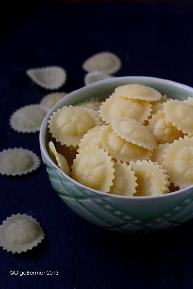 Mango & Tomato: Perfect Meatless Monday Meal: Cappellacci ...