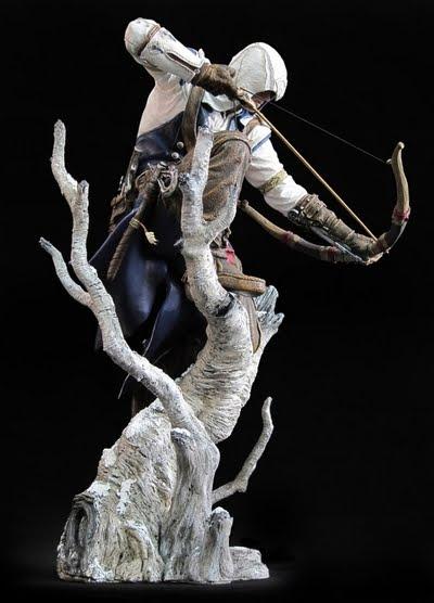 Assassin's Creed 3 Pvc Figure Connor