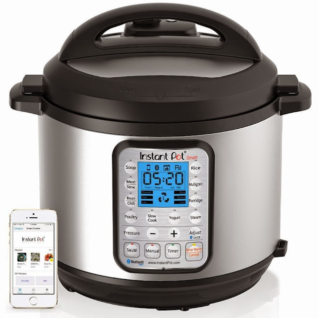 Control Your Home With Your Smartphone - Instantpot Smart Cooker