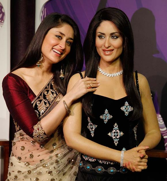 Kareena Kapoor Luking Gorgeous In Saree While Unveiling ...