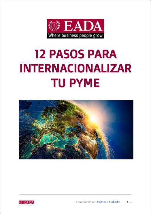 estrategia, internacionalización