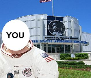 Visita el ASTRONAUT HALL OF FAME