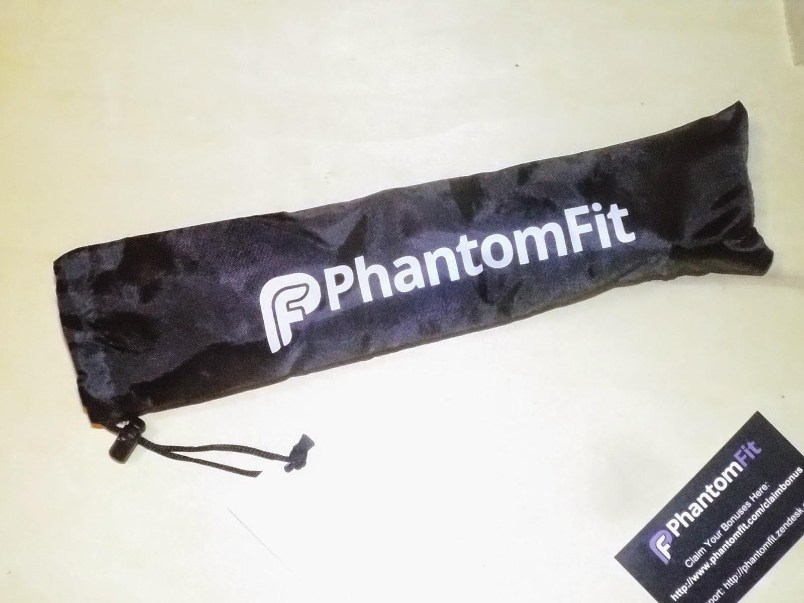 Phantom Wrist Straps