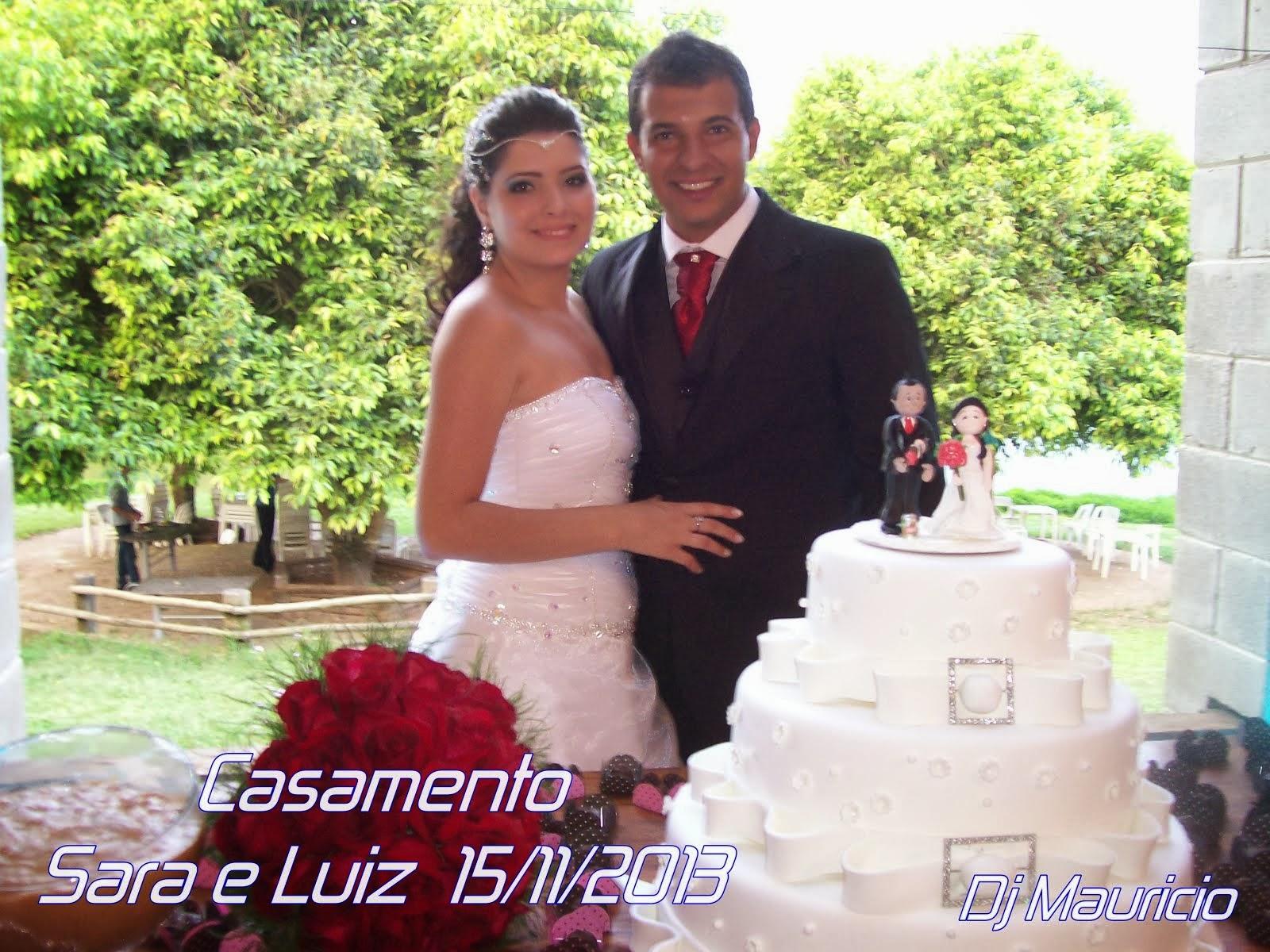 Sara e Luís Casamento