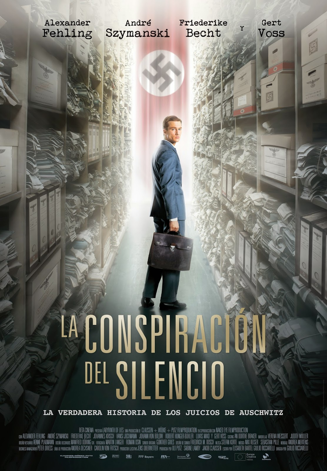 La conspiración del silencio (2014)
