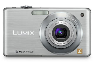 Digital Camera Panasonic Lumix DMC-FS12, FS62 and FS42 Review