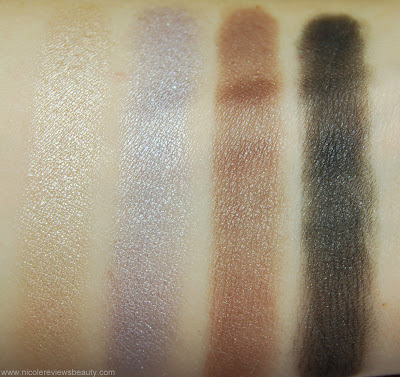 Prestige Eyeshadow Palette in Ready to Wear Swatches
