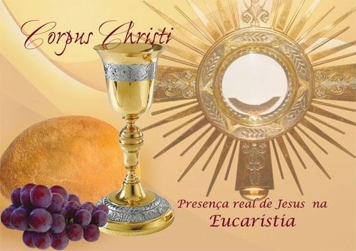 CELEBRAÇÃO DE CORPUS CHRISTI EM LIMA CAMPOS