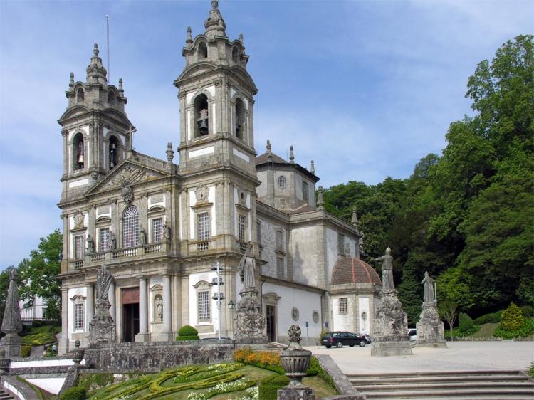 planet portugal die wallfahrtskirche bom jesus do monte