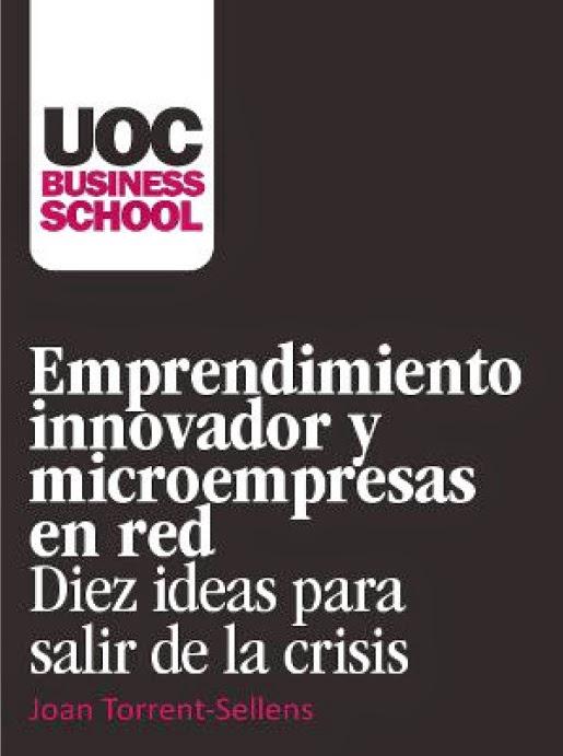 Emprendimiento Innovador - Micro-empresas - Joan Torrent - Selles