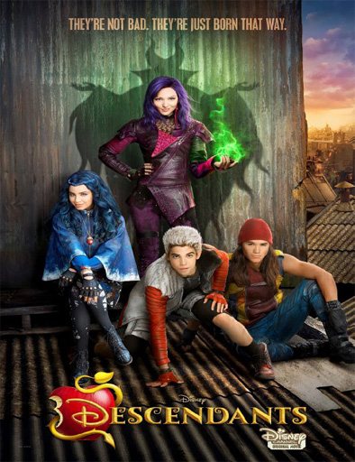 Ver Descendants (Los descendientes) (2015) Online
