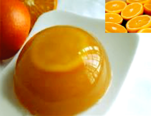 Resep Cara Membuat Puding Jeruk (Pudding Fresh Orange)