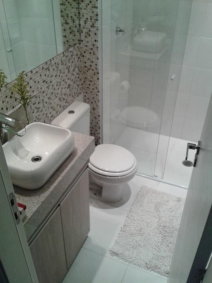 Donna de casa e artesã nas horas vagas Planos para casinha Banheiro -> Cuba Estreita Banheiro
