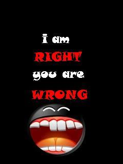 I am Right Wallpapers