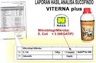 Manfaat Viterna (Vitamin Ternak)