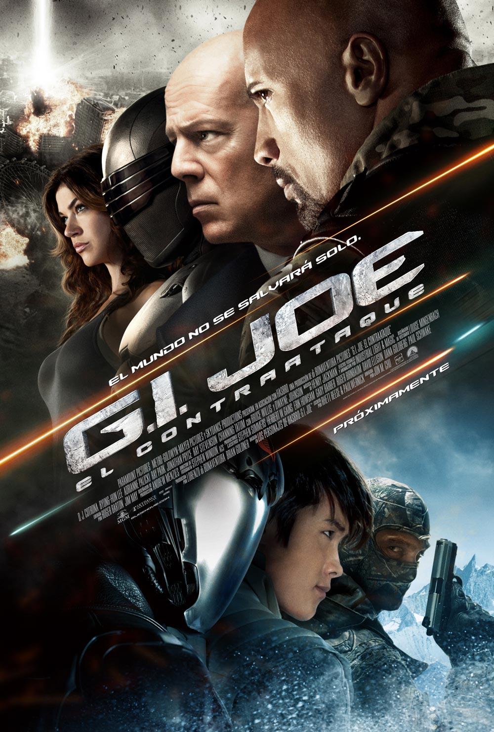 Joe 2: la venganza (2013)
