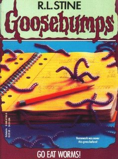 R.L. Stine – Go Eat Worms!