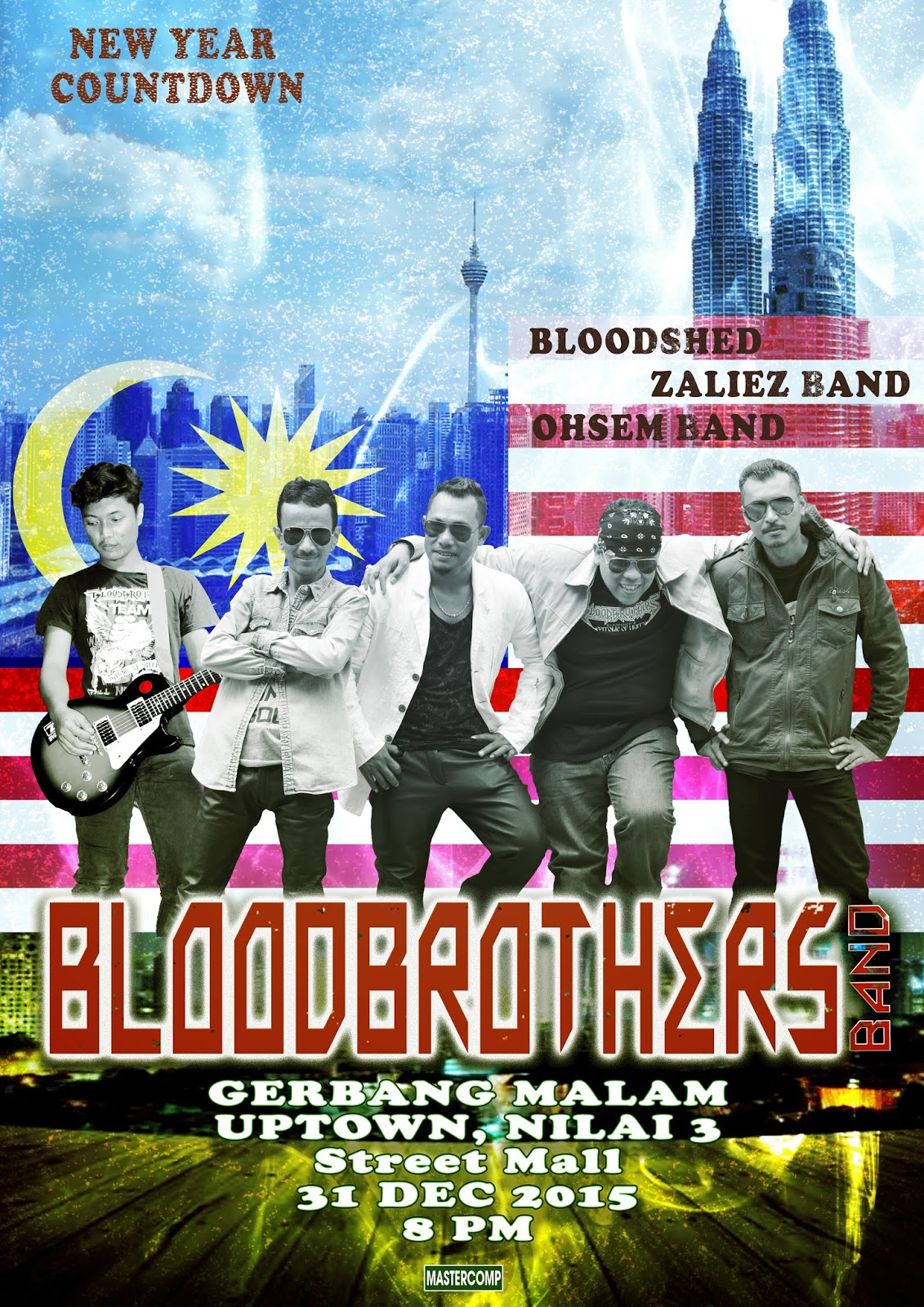 Event Bloodbrothers at Nilai 3
