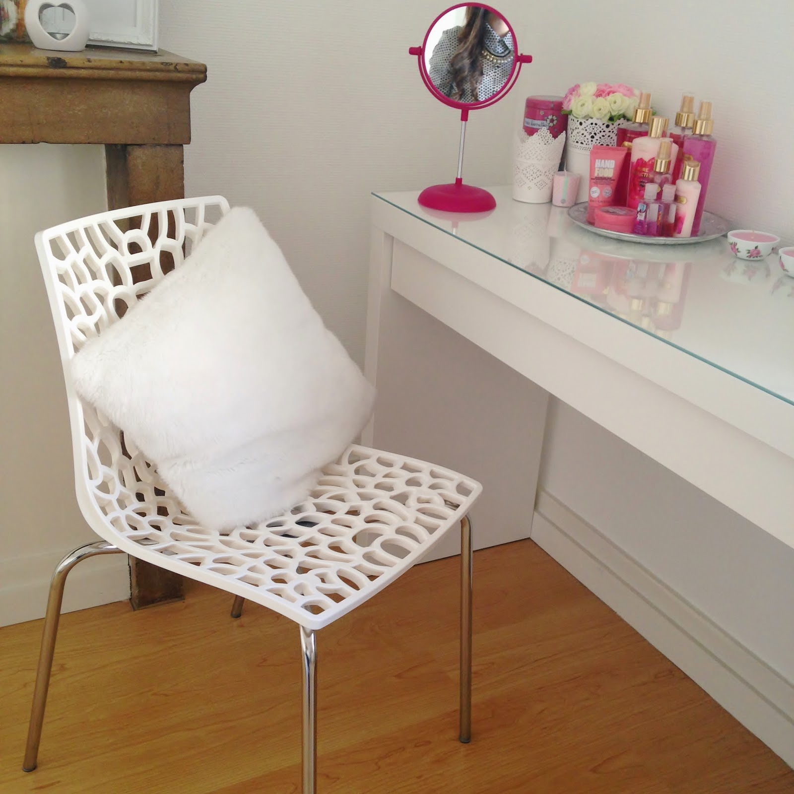 Ikea Coiffeuse Malm Elegant Photos Of How I Use It To Store My  # Decoration Etagere Malm