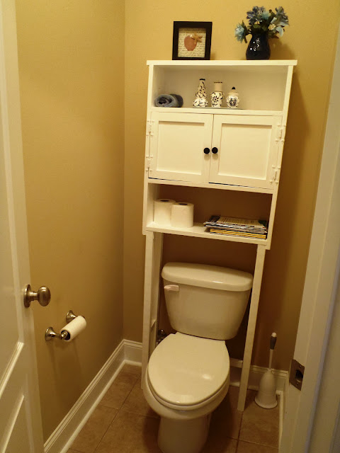 Lazy liz on less space saver for bathroom - Small bathroom space savers image ...