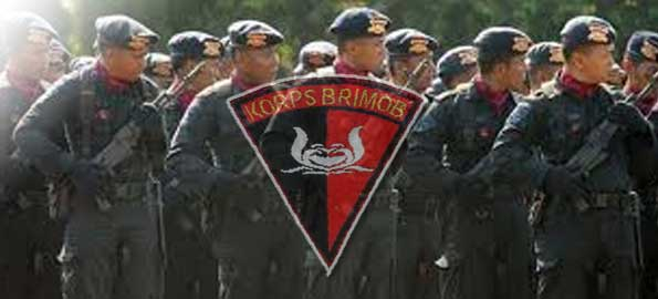Korps Brimob POLRI