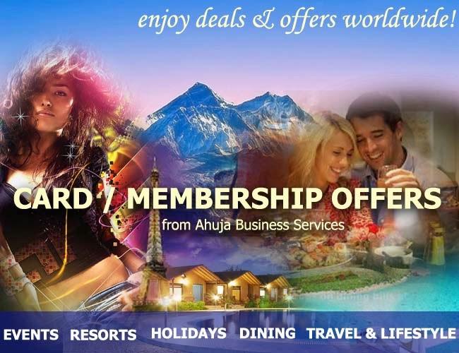 Card Membership Offers