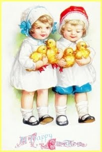 HAPPY EASTER TO YOU ALL!