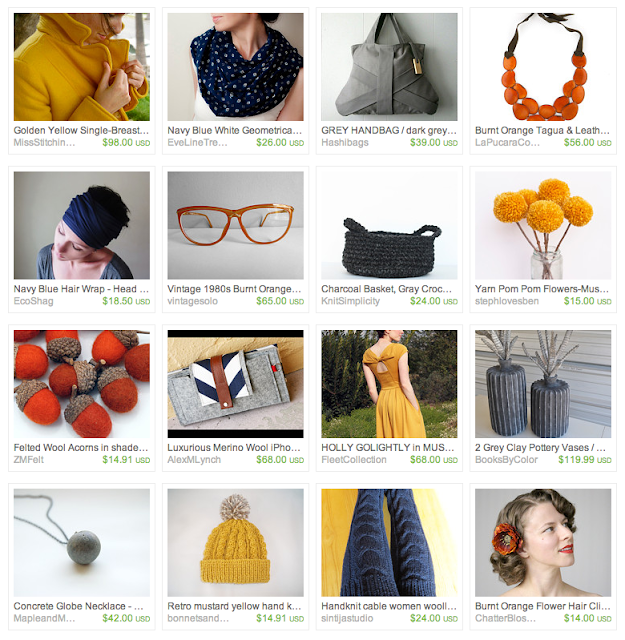 Cool Weather Gift Guide on Etsy #october #cool #autumn #fall #gifts