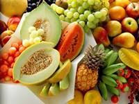 Frutas e Nutrição