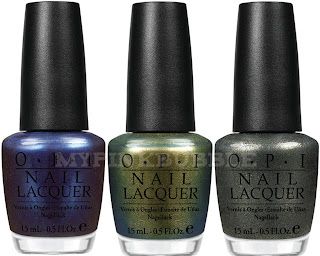 OPI into the night just spotted the lizard y number one nemesis