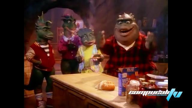 Dinosaurios Temporada 1 Español Latino