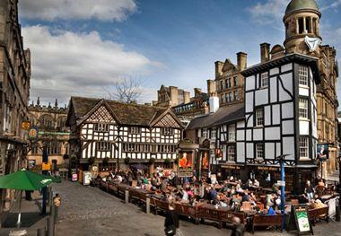 Manchester estudiar ingles barato Inglaterra