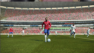 PES 2013 Costa Rica kits 2015 v2 by syirojuddin