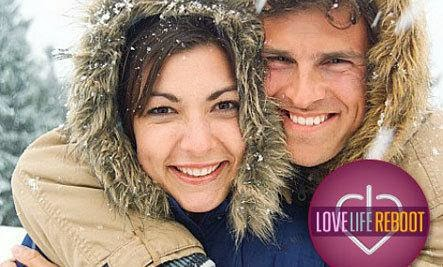 12 Ways To Break Your Bad Relationship Habits - man woman ice snow weather love romance