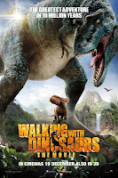walking with dinosaurs malaysia movie poster large