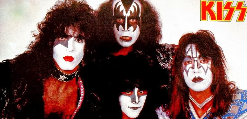 Kiss Ace Frehley New York Groove