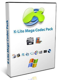K-Lite Codec Pack you should be able to play all the popular audio and video formats and even several less common formats.