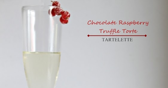 Chic & Gorgeous Treats: Chocolate Raspberry Truffle Torte ...