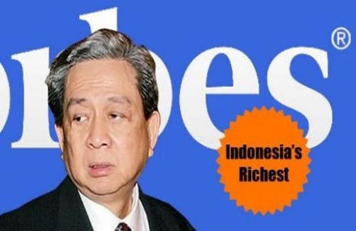 pengusaha terkaya Indonesia
