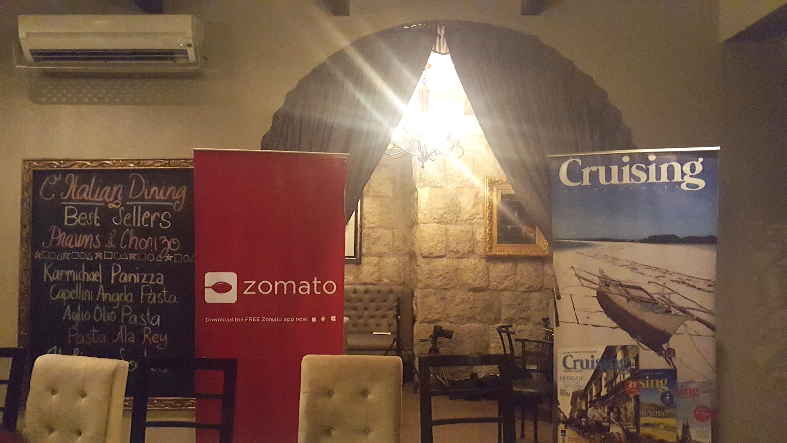 The Event Is Entitled Taste TravelForFood It A Series Of Events For Cruising Magazines 16th Anniversary Where Zomato And Will Visit 16