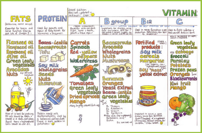 minerals nutrients vitamins and minerals you