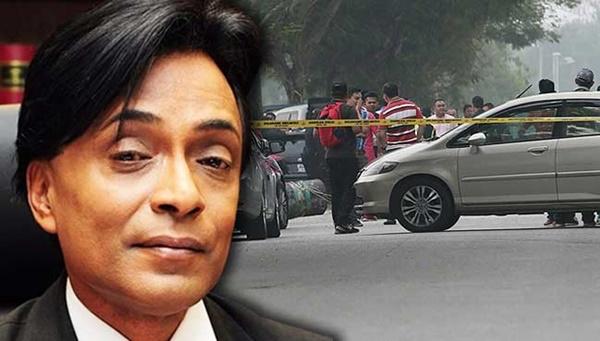 GEMPAR! Suspek Pembunuhan Morais Kini Dikenalpasti